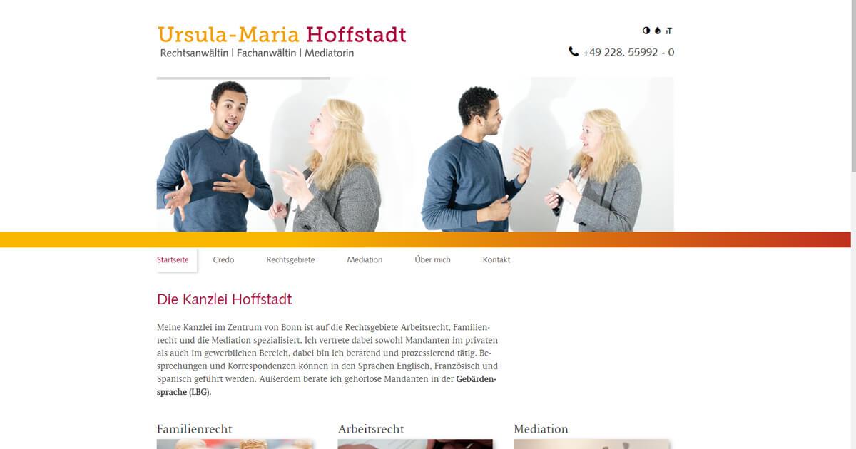 Rechtsanwältin Für Familienrecht Arbeitsrecht Hoffstadt Bonn